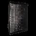 Hensel Softbox Ultra E 80x100cm con griglia a nido d`ape e diffusore arretrato